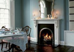 Buckingham Fireplace by Chesneys