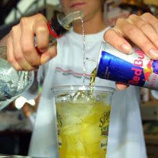Bebidas energéticas: porta para álcool e drogas