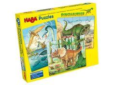 Puzzeldoos Dino's (foto 1)