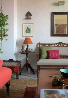 Shivani Dogra An Indian Summer Paint Colors For Living Room Living Room Color