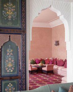 Palais de Benhima  Moroccan style