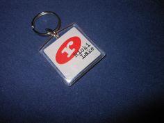 Ricki Lake Show keychain  tv show  new york by AllNightGarageSale, $5.00