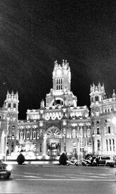 Casa de Correos, Ayuntamiento de Madrid. Spain.