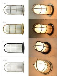 マリンデッキライト(屋外用防雨外灯照明)フロストガラス 船舶照明 - SELFISH +NET SHOP+   おしゃれな照明・天然木の家具・かわいい雑貨   セルフィッシュ