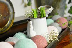 Pastel de kleuren van de lente!