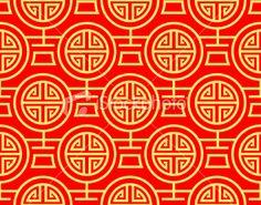 Chinese Symbols: Auspicious Flower Patterns