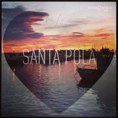 Puerto de Santa Pola looking to buy property here E&P