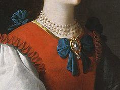 Sainte Lucie (Détail) Francisco de Zurbaran
