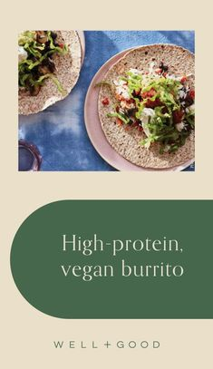 burrito recipe Mexican Food Recipes, Healthy Recipes, Ethnic Recipes, Vegan Burrito, Meal Prep Plans, Whole Wheat Tortillas, Best Cookbooks, Canned Black Beans, Cooking Games
