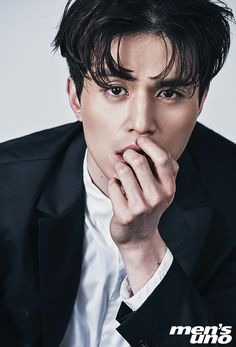 Style Korea: The Art of Korean Fashion • Lee Dong Wook for Men's Uno Hong Kong January...