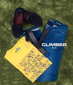 26 Mayıs Salı Gününün sonunda CLIMBER B.C. Giyip sizde günün yorgunluğunu atın.