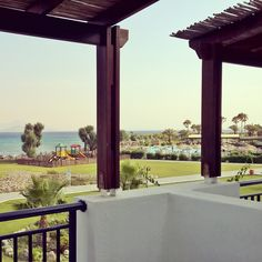 Kos, Greece. #MWmoments. A fantastic view of a fabulous resort... #Kos2k15