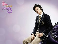 Lee Min Ho as Gu Jun Pyo| Boys over flowers