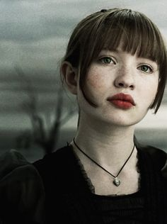 Emily Browning in a series of unfortunate events
