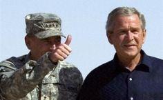 «Bush a financé la guerre par l'emprunt»