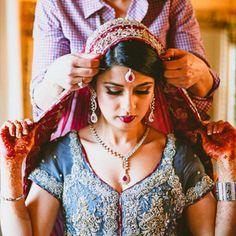 Indian wedding chic