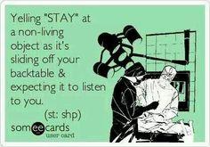 Nursing and surgical techs humor