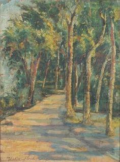 Path in the forest - Thalia Flora-Karavia