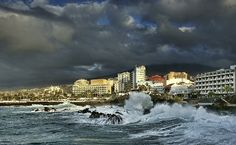 Puerto de la Cruz by Svein Oftedal on 500px