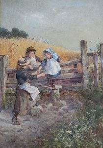 Rose Maynard Barton - Over The Stile