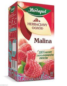 Herbata HERBAPOL malina 20tb opak.6 | spozywczo.pl http://www.spozywczo.pl/hurtownia-kawy-herbaty