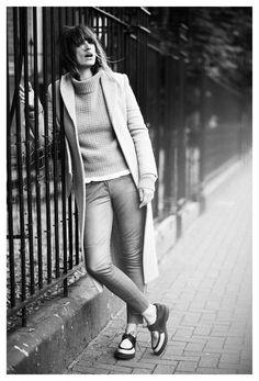 Caroline de Maigret on #TheStyleReport #MATCHESFASHION