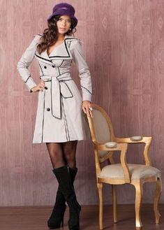 Resultado de imagem para roupas de inverno feminina sobretudo