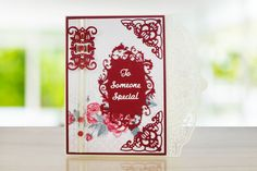 Cherished Collections by Tattered Lace For more information visit: www,tatteredlace.co.uk