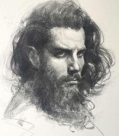 #charcoal #drawing #drawings #artoftheday #artwork #artofinstagram #artist #artsy #art #artistic #arts_help #artgallery #artstagram #artlife #artists #artlovers #artnerd #igdaily #igaddict #ignation #igersoftheday #igers #ig_mood #instafollow #instapic #instacool #beard #bearded #beardedmen #fullbeard