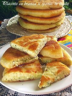 Romanian Food, Romanian Recipes, Pastry And Bakery, Cooking Recipes, Healthy Recipes, Vegan Vegetarian, Food Videos, French Toast, Good Food