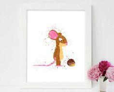 The Gruffalo Big Bad Mouse The Gruffalo's Child Print