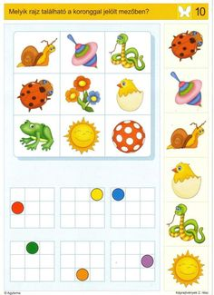 CSINÁLJUNK IDE IS EGY LOGICO PRIMO és PICCOLO csere-bere topicot / Véglegesen archivált témák / Fórum Bee Activities, File Folder Activities, Visual Perception Activities, Numicon, Logic Games, Teaching Math, Bird Art, Speech Therapy, Kids Learning