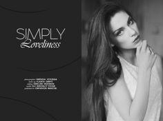 "Dominika Jeziorska: ""Simply Loveliness"" http://www.confashionmag.pl/webitorial/simply-loveliness.html"