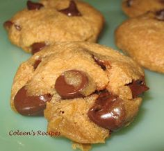 "Coleen's Recipes: SIX MICROWAVE COOKIES. This fun little recipe is for those ""I-need-some-chocolate-right-now-or-I'm-going-to die"" moments in your life. Cookies from the microwave?"
