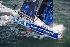 Trois abandons, un record et un air de Noël pour la 7e semaine de Vendée Globe