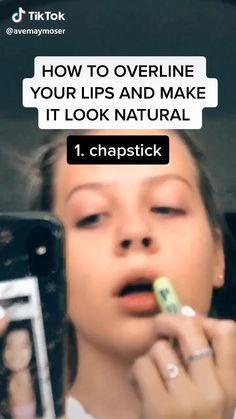 Edgy Makeup, Cute Makeup, Skin Makeup, Makeup Hacks Videos, Makeup Tips, Makeup Inspo, Beauty Makeup, Maquillage On Fleek, Everyday Makeup Tutorials