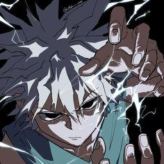 Anime: Hunter x Hunter Killua, Hisoka, Zoldyck, Hunter X Hunter, Hunter Anime, Mega Anime, Character Art, Character Design, L Death