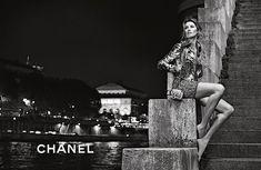 Chanel S/S 2015 - Gisele Bundchen by Karl Lagerfeld