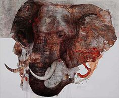 The African Elephant head has sold but we still have it available as a Limited Edition print. Contact art for more information on Jirasak and his paintings. Elephant Head, Glass Animals, African Elephant, Best Artist, Limited Edition Prints, Creative Art, Giclee Print, Art Gallery, Art Prints