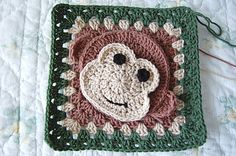 [Free Pattern] Adorable Little Monkey Any Kid Would Love - http://www.dailycrochet.com/free-pattern-adorable-little-monkey-any-kid-would-love/