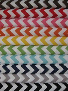 Fabricworm - Riley Blake - Chevron