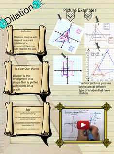 math worksheet : geometry worksheet  dilations  dilations  pinterest  geometry  : Dilations Math Worksheet