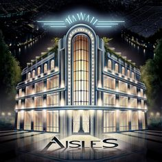 "Aisles 2016 release ""Hawaii"""