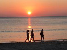 Sunset at Lanta island, klongnin Shots, Celestial, Island, Sunset, Outdoor, Block Island, Outdoors, Sunsets, Outdoor Games
