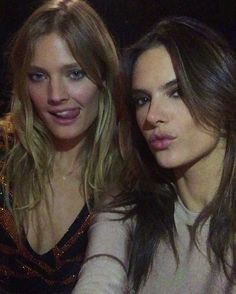 Pin for Later: The New Instagram App the Fashion World's Already Obsessed With Constance Jablonski and Alessandra Ambrosio Followed Suit