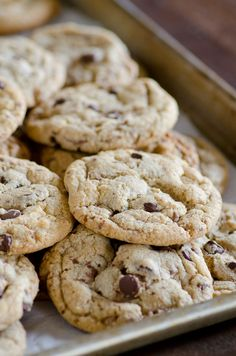 Brown Butter Toffee and Chocolate Chip Cookies Recipe