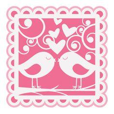 Layered Valentine Overlay 12 x12 svg background shapes free svgs free svg cuts free svg cut files