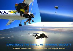 One of its kind in #FIJI #skydivefiji