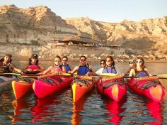 Reviews on Tripadvisor about the Santorini Kayak tours