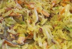 Fast Paleo » Creamed Cabbage with Bacon - Paleo Recipe Sharing Site